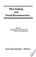 Mao Zedong and Social Reconstruction