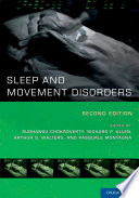 Sleep and Movement Disorders Book