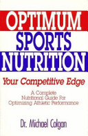 Cover of Optimum Sports Nutrition