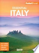 Fodor's Essential Italy 2019