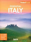 Fodor s Essential Italy 2019
