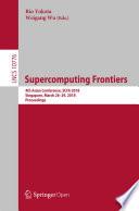 Supercomputing Frontiers