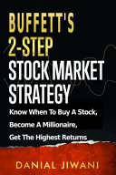 Buffett s 2 Step Stock Market Strategy