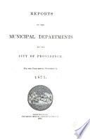 Providence City Documents
