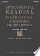 Developmental Reading Disabilities