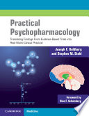 Practical Psychopharmacology Book