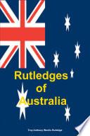 Rutledges Of Australia [Pdf/ePub] eBook