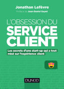 L'obsession du service client ebook