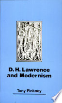 D H Lawrence And Modernism