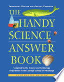 The Handy Science Answer Book Book