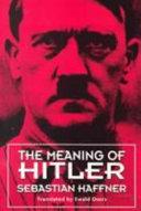 Anmerkungen Zu Hitler. English
