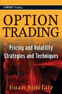 Option Trading Pdf/ePub eBook