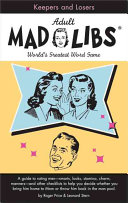 Keepers and Losers Mad Libs