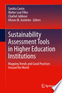 Sustainability Assessment Tools in Higher Education Institutions Book