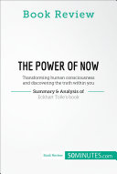 Book Review: The Power of Now by Eckhart Tolle Pdf/ePub eBook