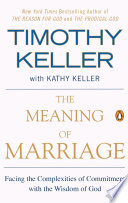 The Meaning of Marriage Book PDF