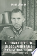 A German Officer in Occupied Paris Book PDF