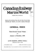 Canadian Railway and Marine World