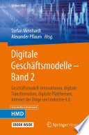 Digitale Geschäftsmodelle – Band 2