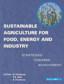 Sustainable agriculture for food, energy and industry