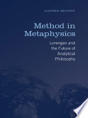 Method in Metaphysics