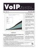 VoIP Monthly Newsletter November 2009