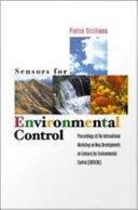 sensors for environmental control siciliano pietro