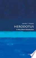 Herodotus A Very Short Introduction