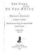 The Villa on the Rhine