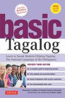 Basic Tagalog 3ed
