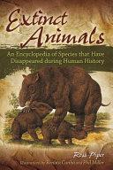 Extinct Animals Book