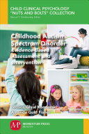 Childhood Autism Spectrum Disorder Book