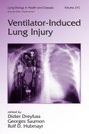 Ventilator-Induced Lung Injury Pdf/ePub eBook