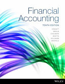 Cover of Financial Accounting 10E Print on Demand (Black and White)