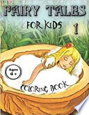 Fairy Tales For Kids 1 Coloring Book