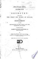 Elements of Geometry Book PDF