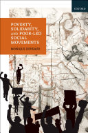 Poverty, Solidarity, and Poor-Led Social Movements Pdf/ePub eBook