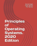 Principles of Operating Systems  2020 Edition