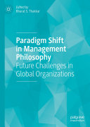 Paradigm Shift in Management Philosophy