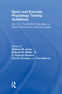 Sport and Exercise Physiology Testing Guidelines [Pdf/ePub] eBook