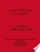 Santorini Logbook 1628 B C
