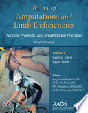 """Atlas of Amputations & Limb Deficiencies, 4th edition"" by J. Ivan Krajbich, MD, Michael S. Pinzur, MD, Benjamin K. Potter, MD, Phillip M. Stevens, Med, CPO"