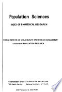 Population Sciences