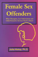 Female Sex Offenders Book PDF