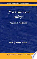 Food Chemical Safety Additives Book PDF