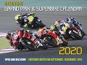 MOTOCOURSE 2020 CALENDAR