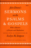 Sermons on the Psalms and Gospels