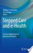 Stepped Care and e Health