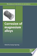 Corrosion of Magnesium Alloys Book
