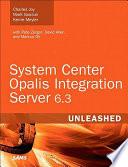 System Center Opalis Integration Server 6 3 Unleashed
